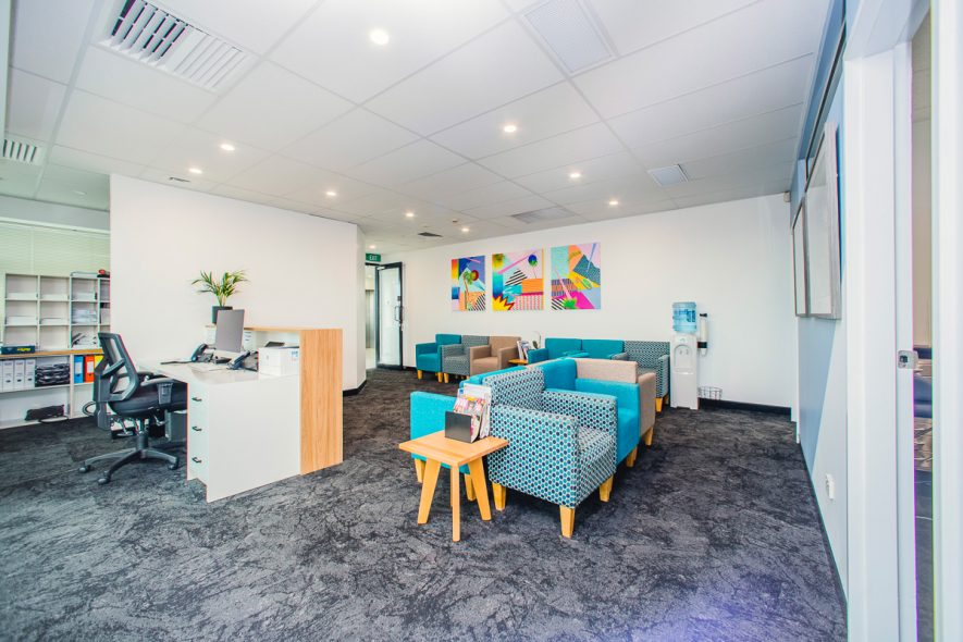Dr Lochlin Brown- Orthopaedic Surgeons Office Fitout