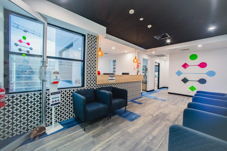 Dr Andrew Hill – Tasman Healthcare Oncology Office Fitout