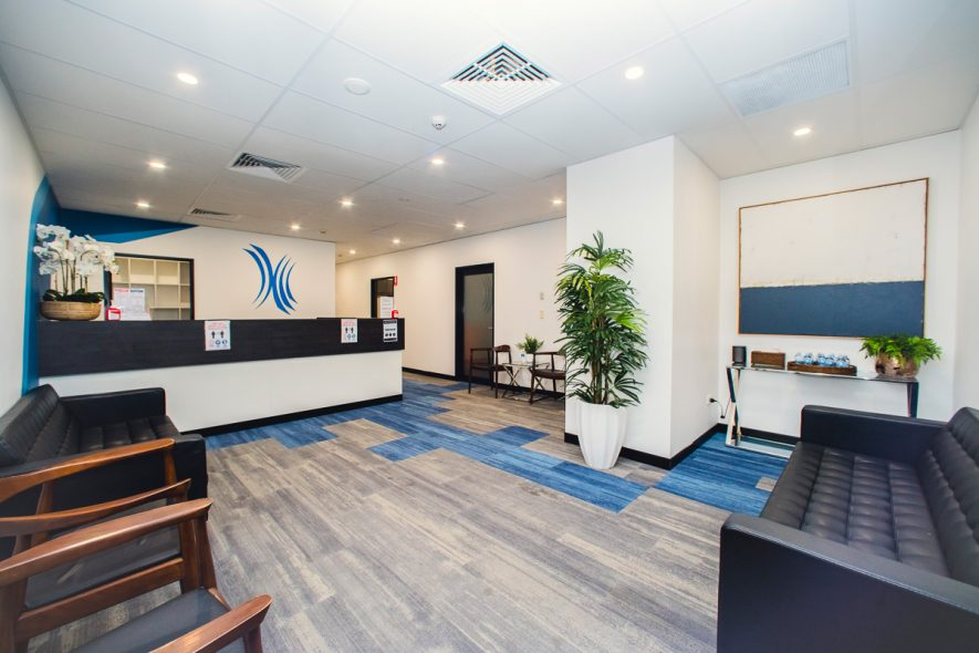 Dr Scott Mclintock – Urologist Office Fitout
